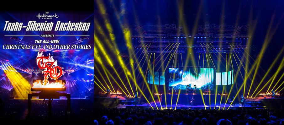Trans-Siberian Orchestra at INTRUST Bank Arena