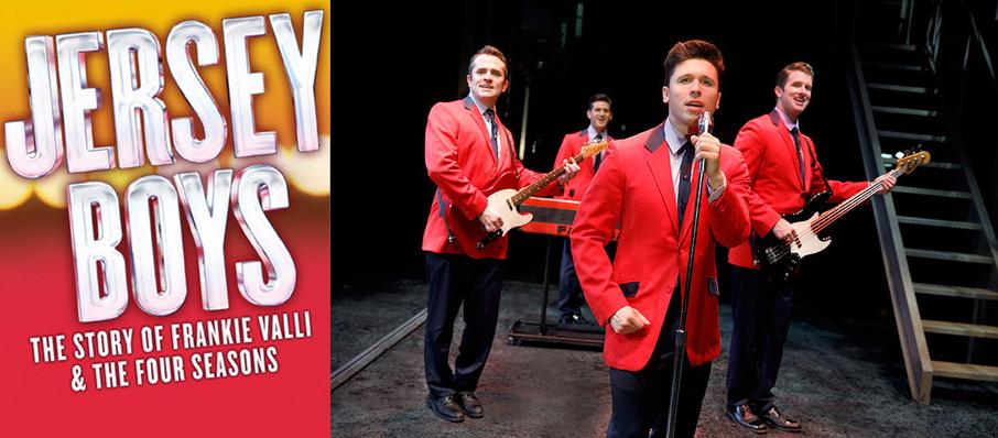 Jersey Boys at Century II Concert Hall