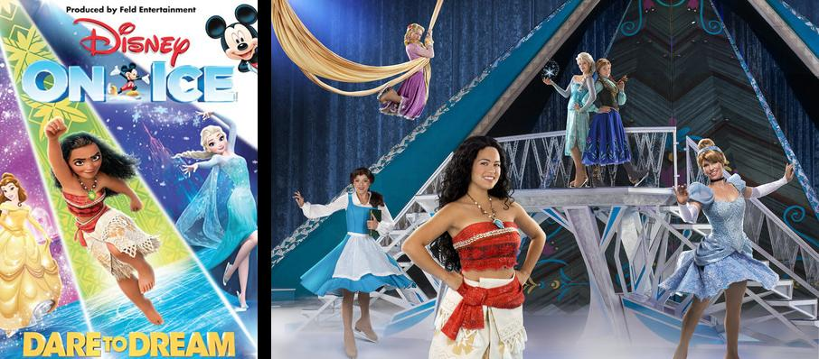 Disney On Ice: Dare To Dream at INTRUST Bank Arena