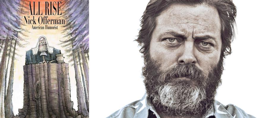 Nick Offerman at Orpheum Theatre