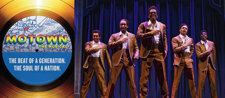 Motown - The Musical at Century II Concert Hall