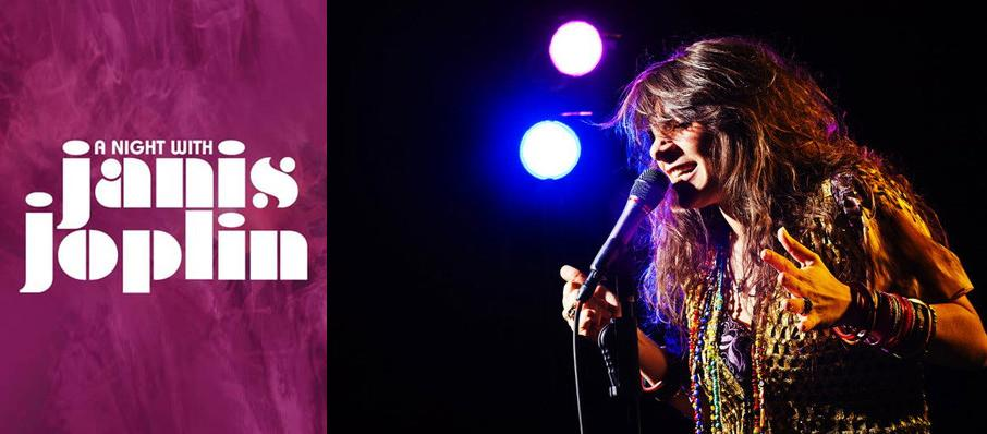 A Night with Janis Joplin at Orpheum Theatre