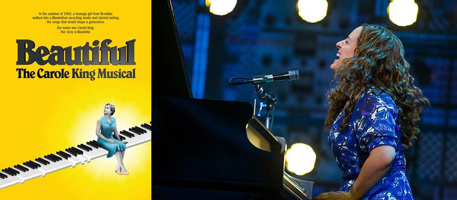 Beautiful: The Carole King Musical at Century II Concert Hall