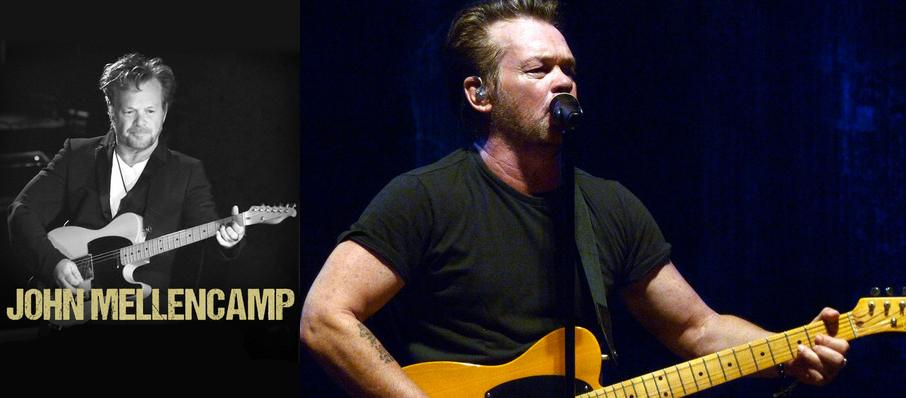John Mellencamp at Century II Concert Hall