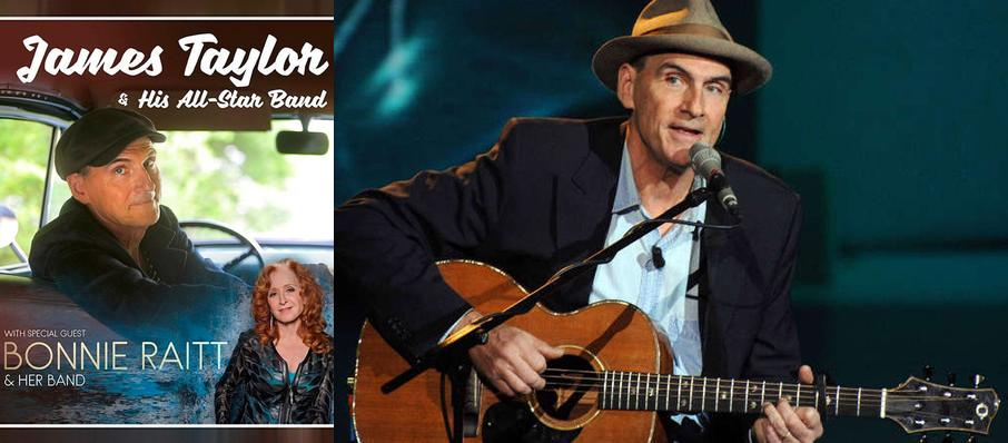 James Taylor & Bonnie Raitt at INTRUST Bank Arena