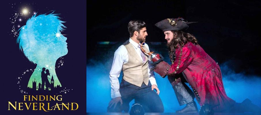 Finding Neverland at Century II Concert Hall