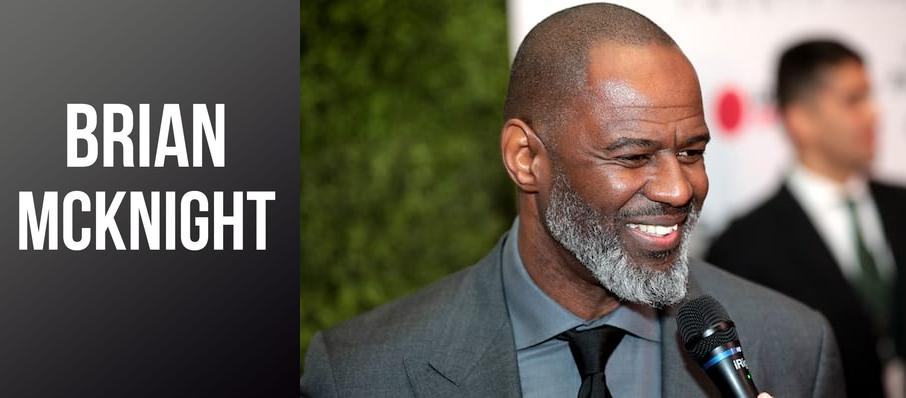 Brian McKnight at Kansas Star Casino