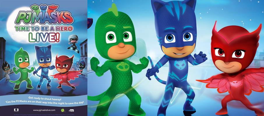 PJ Masks Live! Time To Be A Hero at Hartman Arena