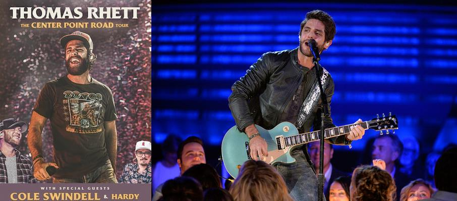 Thomas Rhett at INTRUST Bank Arena