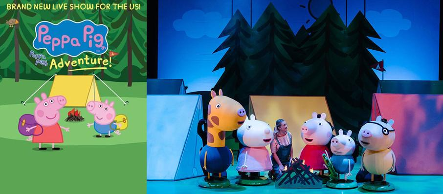 Peppa Pig Live at Orpheum Theatre