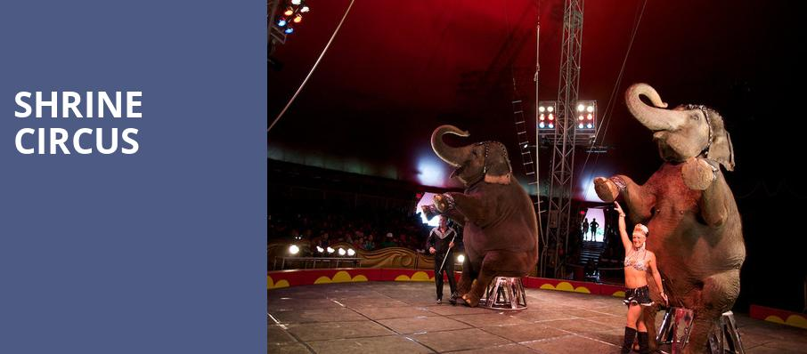 Shrine Circus, Hartman Arena, Wichita