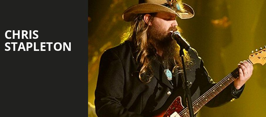 Chris Stapleton, INTRUST Bank Arena, Wichita