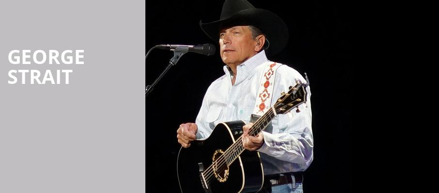 George Strait, INTRUST Bank Arena, Wichita