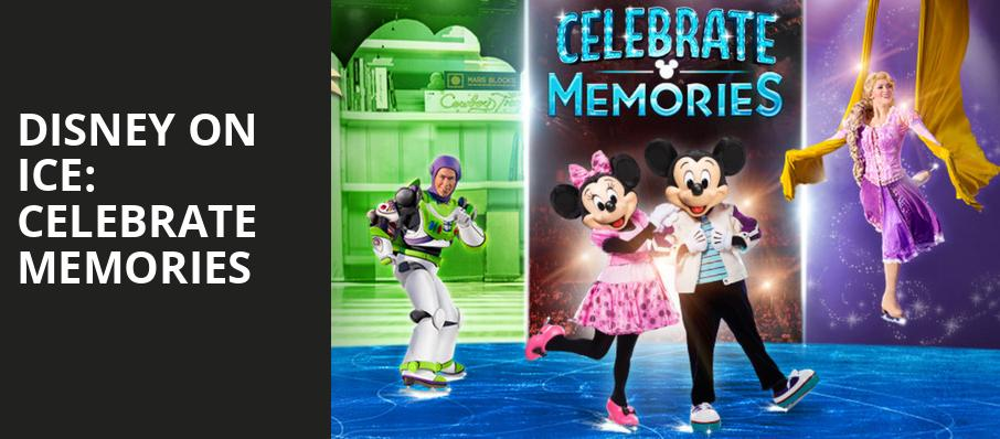 Disney On Ice Celebrate Memories, INTRUST Bank Arena, Wichita