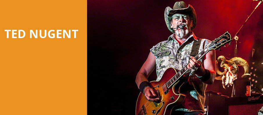 Ted Nugent, The Cotillion, Wichita