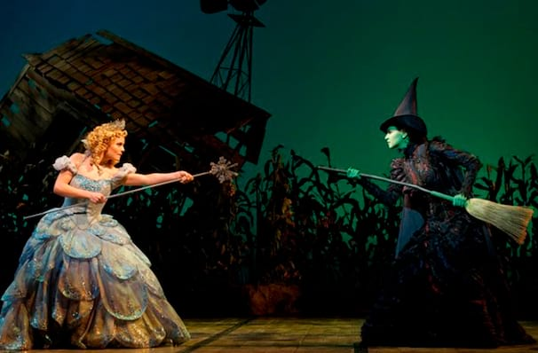 Catch Wicked before it ends
