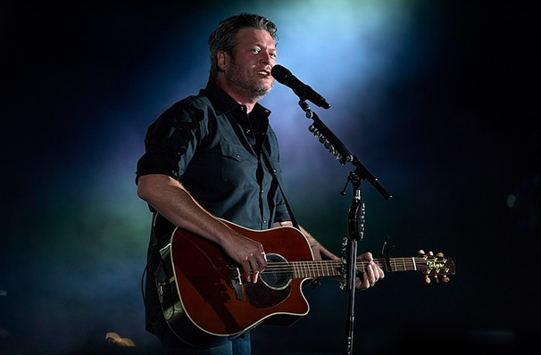 Blake Shelton, INTRUST Bank Arena, Wichita