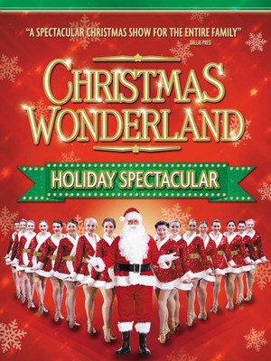 Broadway Christmas Wonderland, Century II Concert Hall, Wichita